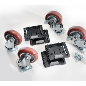 Hjulsett For PELICASE 0500 Og 0550